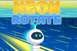 neon-rotate